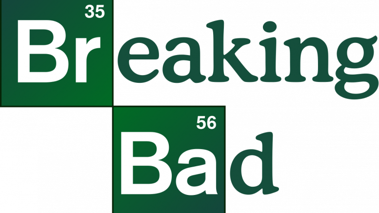 Tagliere di Breaking Bad