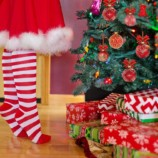 Tutti i look natalizi della star più amate